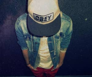 fashion, alone swag boy, and obey image