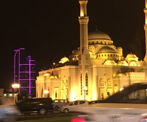 aesthetic, color, and mosque image