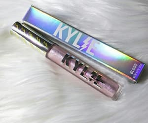 beauty, makeup, and kylie jenner image
