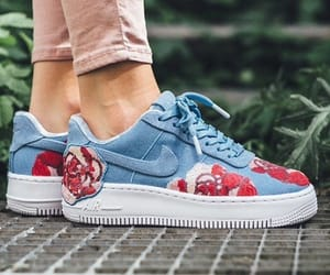 aesthetic, blue, and FORCES image