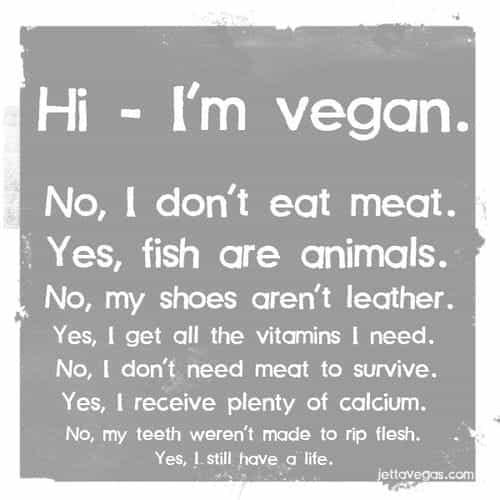 article and vegan image
