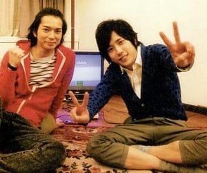 arashi, matsumoto jun, and kazunari ninomiya image