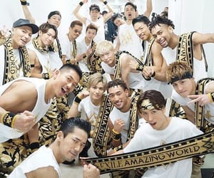 exile, the, and j soul brothers image