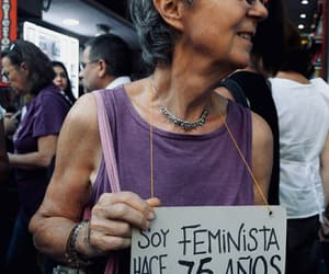 argentina, mujer, and feminismo image