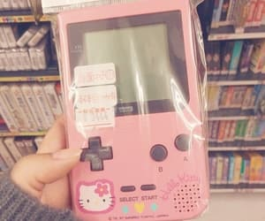 pink, game, and cute image