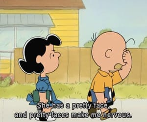 charlie brown, pretty, and quotes image