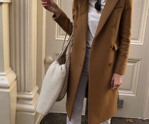 brown, casual, and trendy image