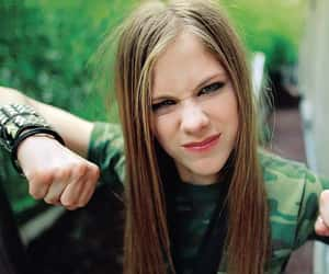 Avril Lavigne, babe, and gorgeous image