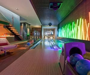 bowling and dream house image