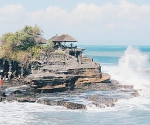 bali, beach, and indonesia image