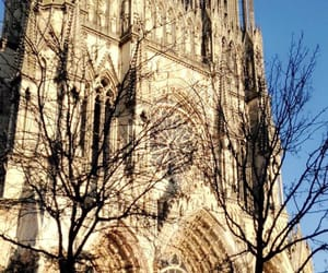 Cathedrale, france, and reims image