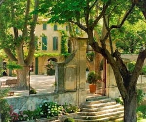provence and france image