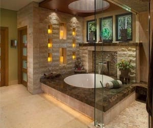 bathroom, Dream, and inspiration image