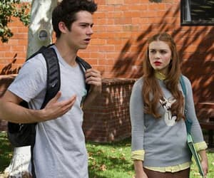 teen wolf, holland roden, and dylan obrien image