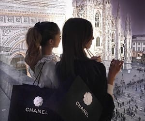 chanel, luxury, and bff image