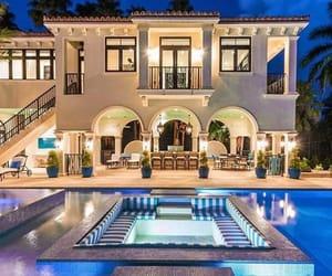 house, luxury, and decoration image
