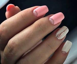 art, manicure, and nail image
