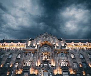 architecture, budapest, and hungary image