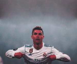 cristiano, football, and real madrid image