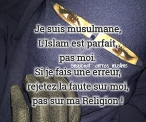 islam, faute, and rappels image