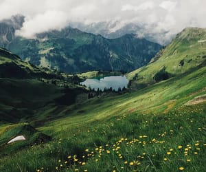 germany, mountains, and nature image