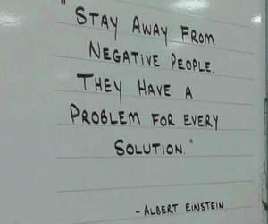 quotes, Albert Einstein, and negative image
