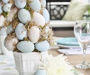easter, easter decor, and easter crafts image