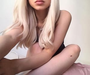 beautiful, dove, and girl image