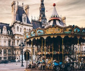 paris, travel, and photography image