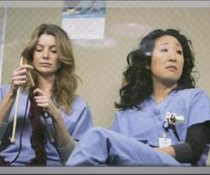 cristina yang, ellen pompeo, and grey's anatomy image