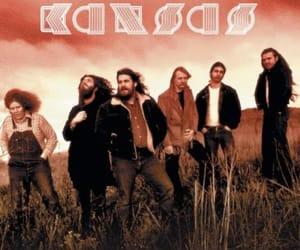 band, Kansas, and music image