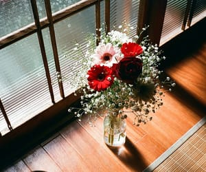 aesthetic, bouquet, and decor image