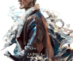 Charlie Hunnam, movies, and king arthur image
