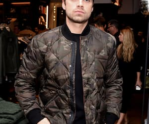 actor, sebastian stan, and handsome image