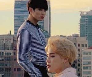 gay, jungkook, and kookmin image