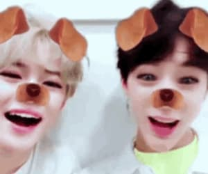 gif, chenle, and jeno image