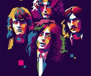 rock and led zeppelin image