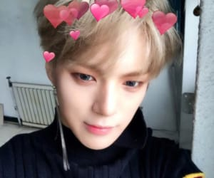 kpop, monsta x, and cute image