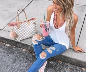 girl and stylish image