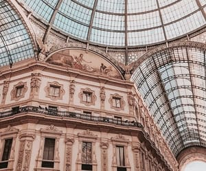architecture, building, and milan image