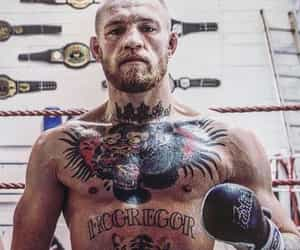 beast, conor, and fighter image