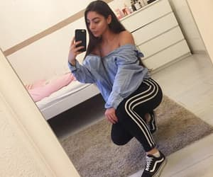adidas, clothes, and filles image