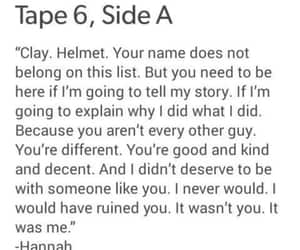 sad, 13 reasons why, and clay jensen image