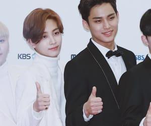17, boy, and kim mingyu image