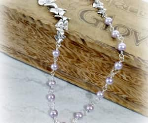 bridal jewelry, mothers day, and wedding necklace image