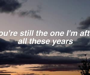 camila cabello, Lyrics, and after all these years image
