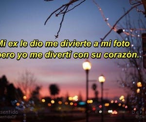 frases, corazón, and foto image