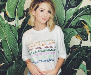 zoella, zoe sugg, and short hair image