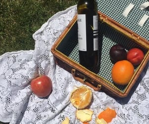 adventure, food, and picnic image