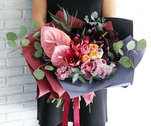 bouquet, flowers, and lovely image